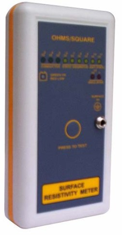 Surface Resistivity Meter 9V