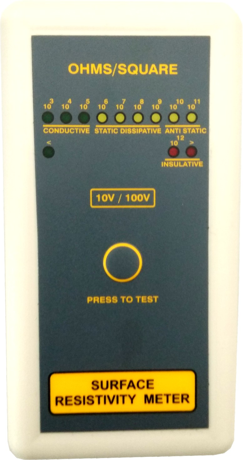 Surface Resistivity Tester 100V